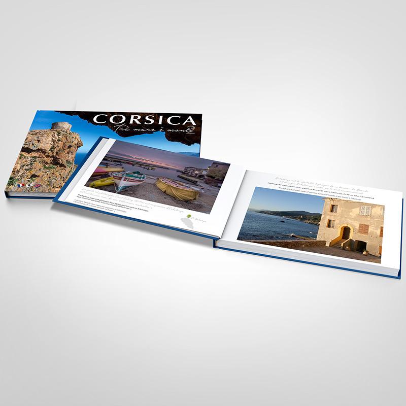 Livre Corsica - Escourbiac