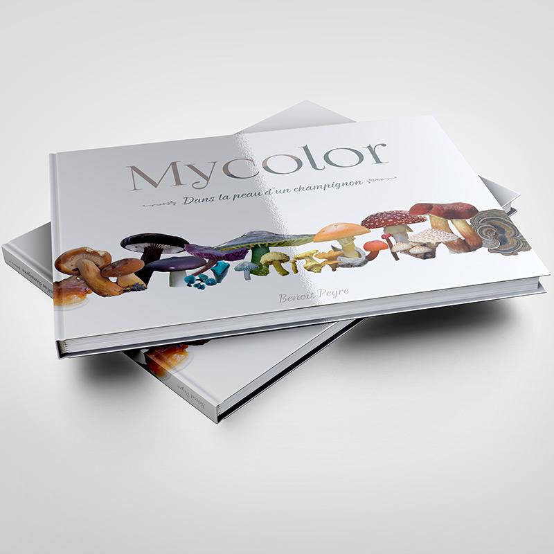 Livre Mycolor - Escourbiac