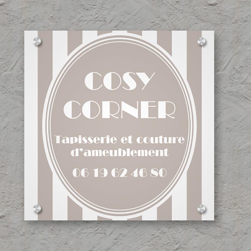 Panneau Cosy Corner